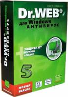 Dr.Web Antivirus, Security Space, Servers, Enterprise Suite, Console Scanner [Release: 26.10.2009]