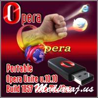 Portable Opera Unite v.10.10 Build 1857 Beta MLRus