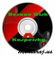 Kaspersky Rescue Disk 8.8.1.36 Build 14.01.2010